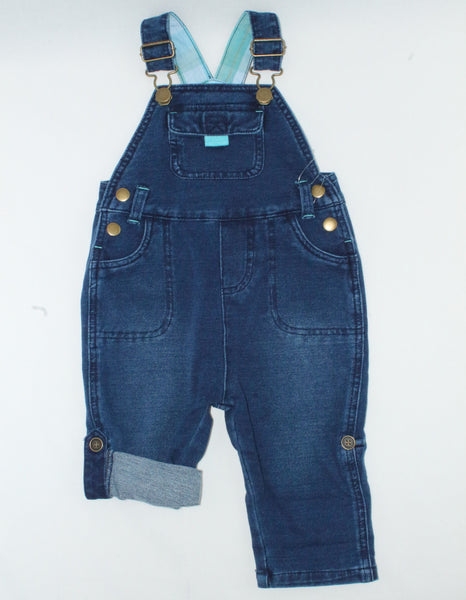 Jack Bib Overall,Bottoms,Rockin' Baby-The Little Clothing Company