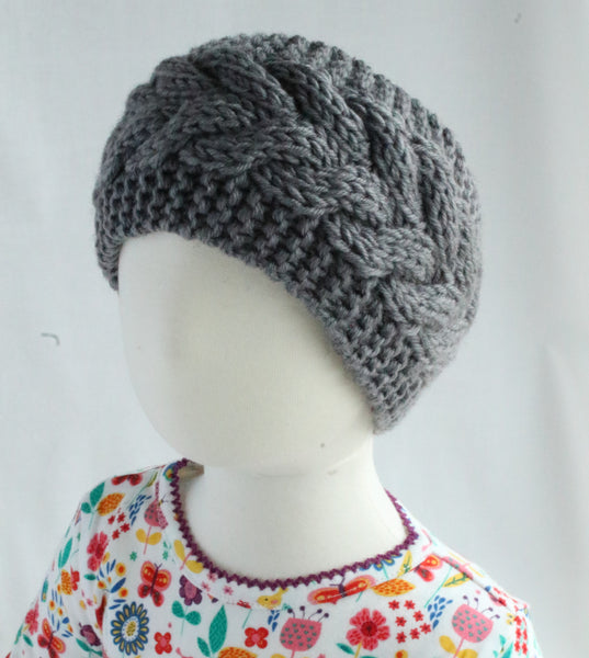 Knit Ear Warmer - 5 colors