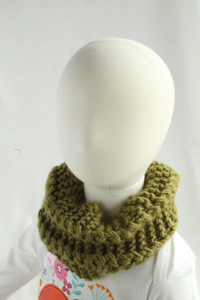 Knit Headband / Infinity Scarf - 3 colors,Headband,Headbands of Hope-The Little Clothing Company