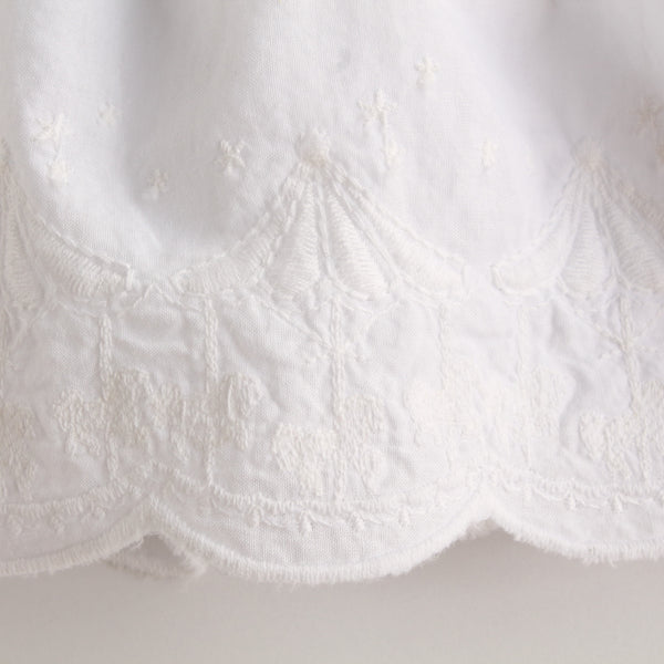 Pretty Little Carousel White Skirt