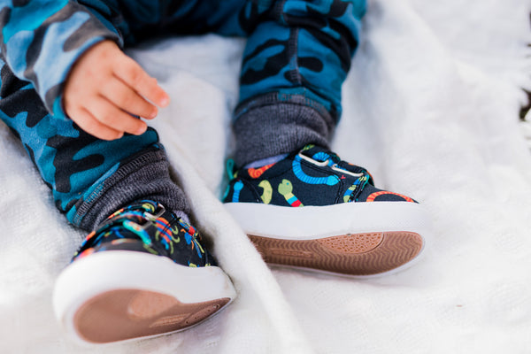 Snakes and Bugs Boys Sneaker Shoes,Shoes,Chooze-The Little Clothing Company