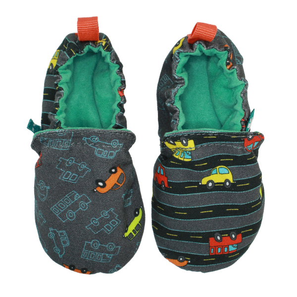 Beep Beep Baby Bootie,Shoes,Chooze-The Little Clothing Company