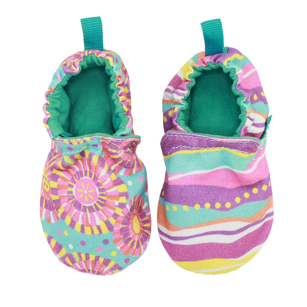 Fantasy Baby Booties