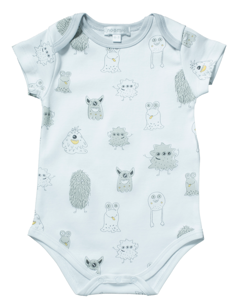 Baby Boy Monster Two Piece Pajama,Sleepers,Baby Noomie-The Little Clothing Company