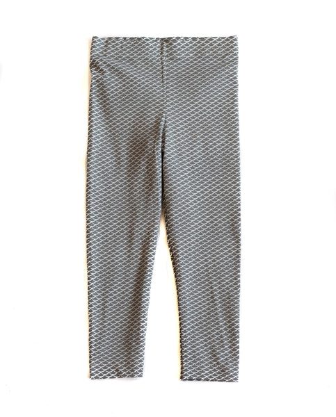 Baby and Girl Gray Smoky Mountain Legging