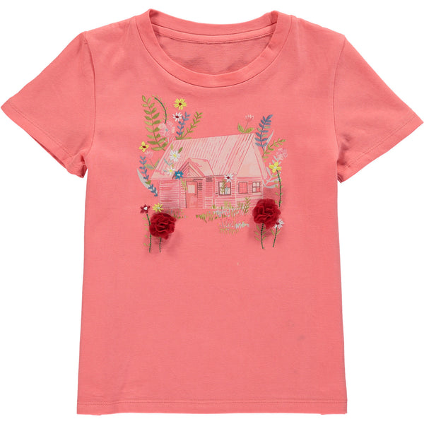Prairie Flower Tee,Shirts,Rockin' Baby-The Little Clothing Company
