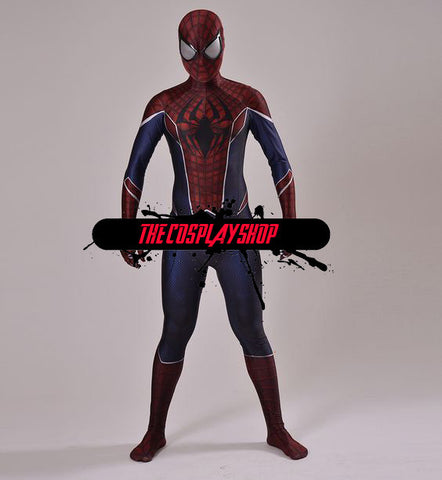 Captain UK Spider-Man Cosplay Costume