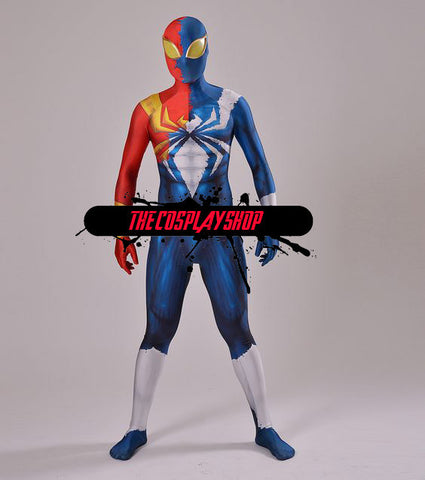 Custom Design Spider-Man Cosplay Costume