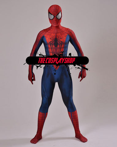 2016 Spider-Man Cosplay Costume