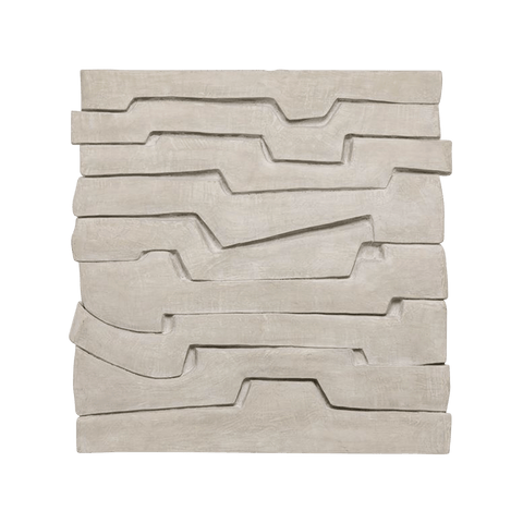 Ivory Lunar Lumbar Pillow