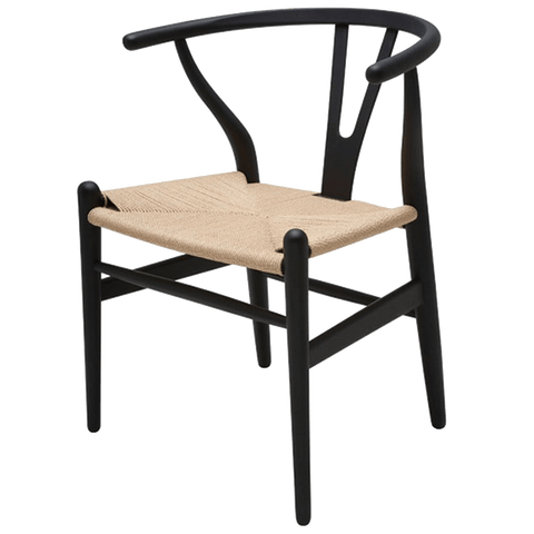 Cuun Arm Chair - Black