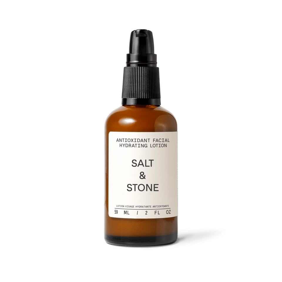 SALT & STONE Beauty Antioxidant Facial Hydrating Lotion