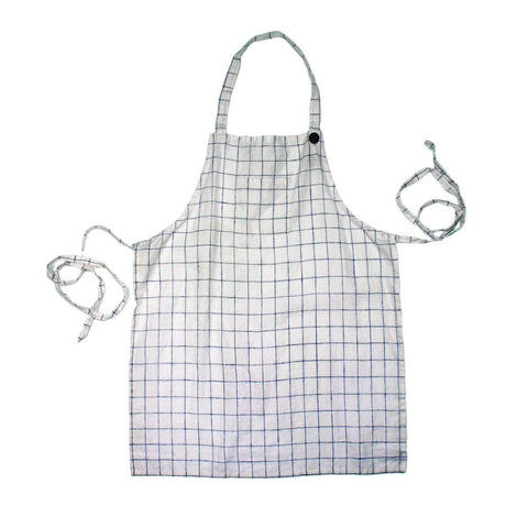 Ivory Windowpane Baby Swing