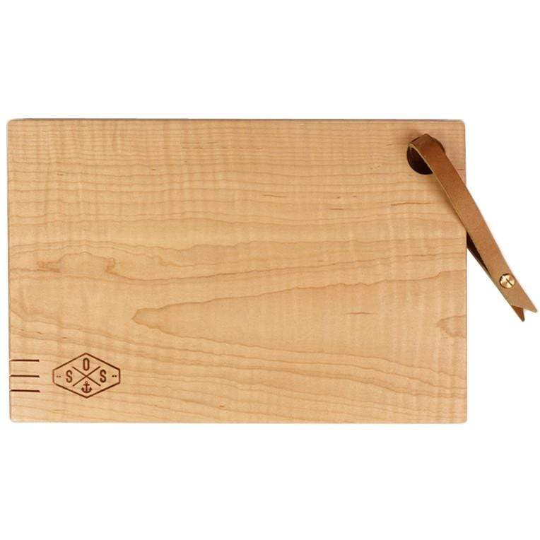 Son of a Sailor Kitchenware Baker Cutting Board - Maple