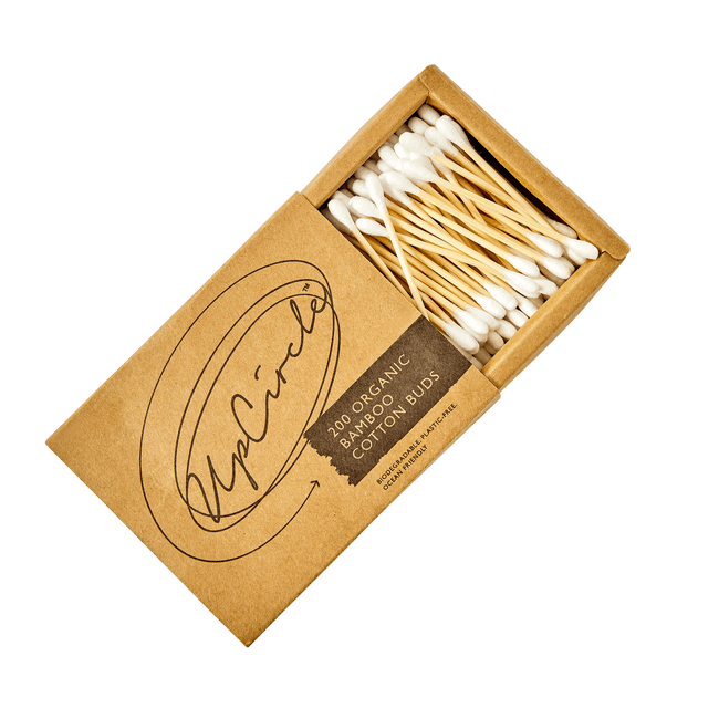 UpCircle Body Bamboo Cotton Buds
