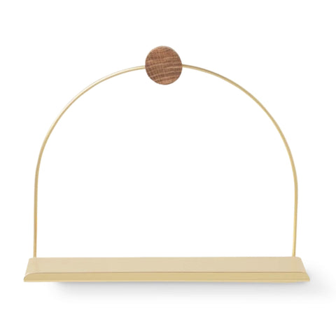 Logan Wall Rack, Single