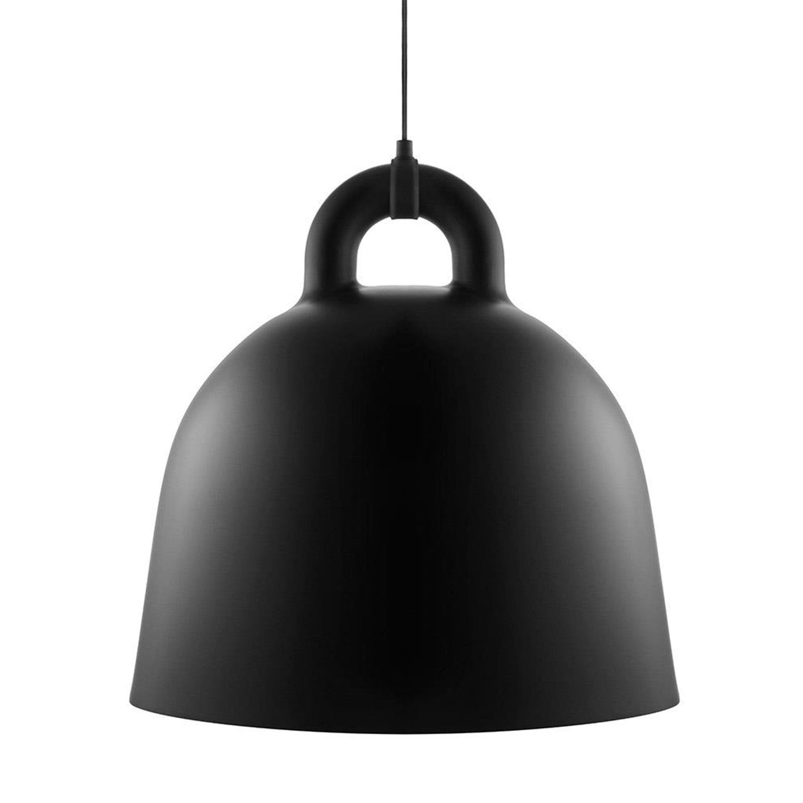 Norman Copenhagen Lighting Black / Large Bell Lamp