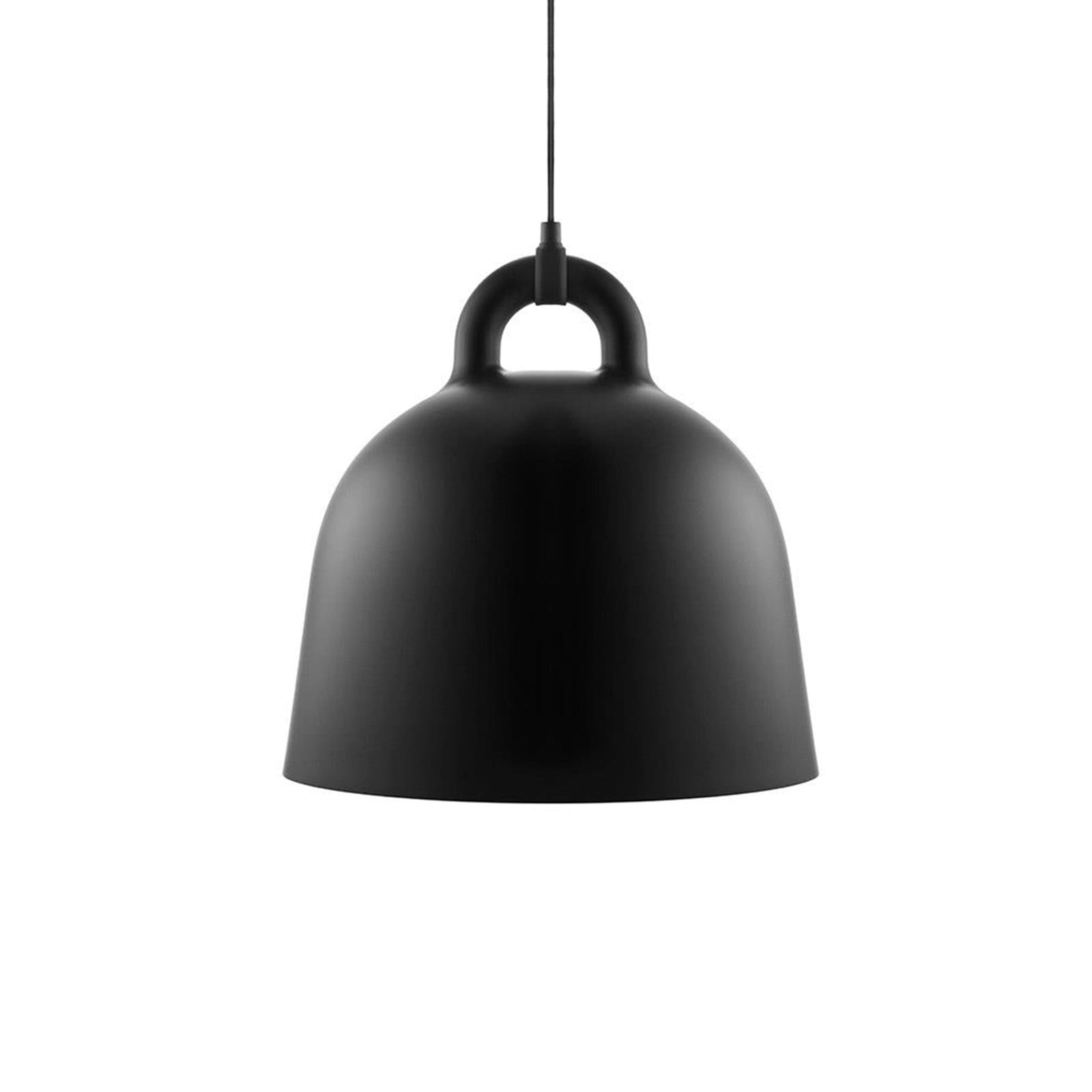 Norman Copenhagen Lighting Black / Medium Bell Lamp