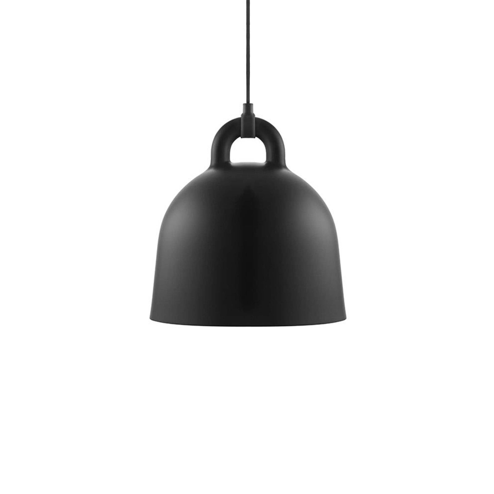 Norman Copenhagen Lighting Black / Small Bell Lamp