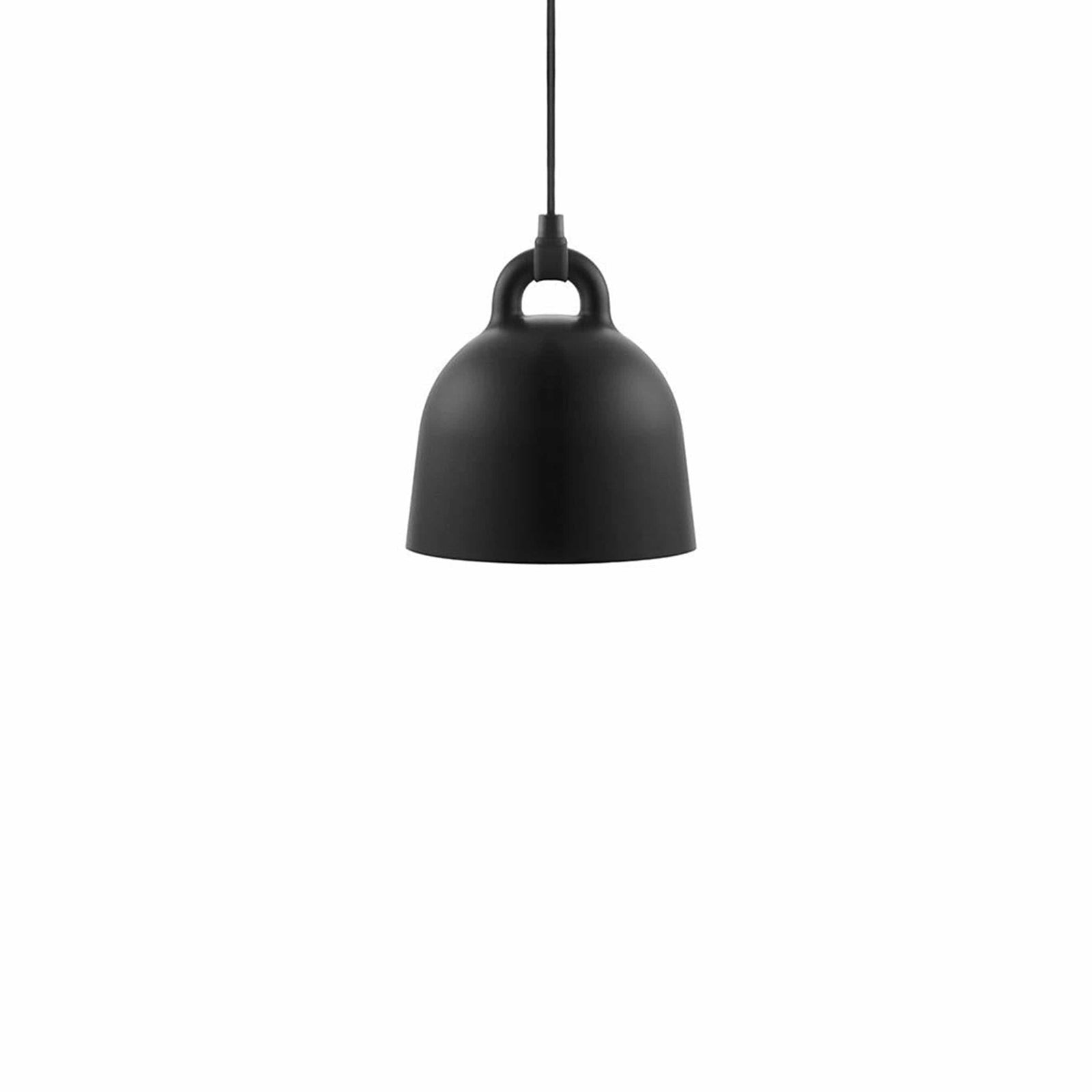 Norman Copenhagen Lighting Black / X-Small Bell Lamp