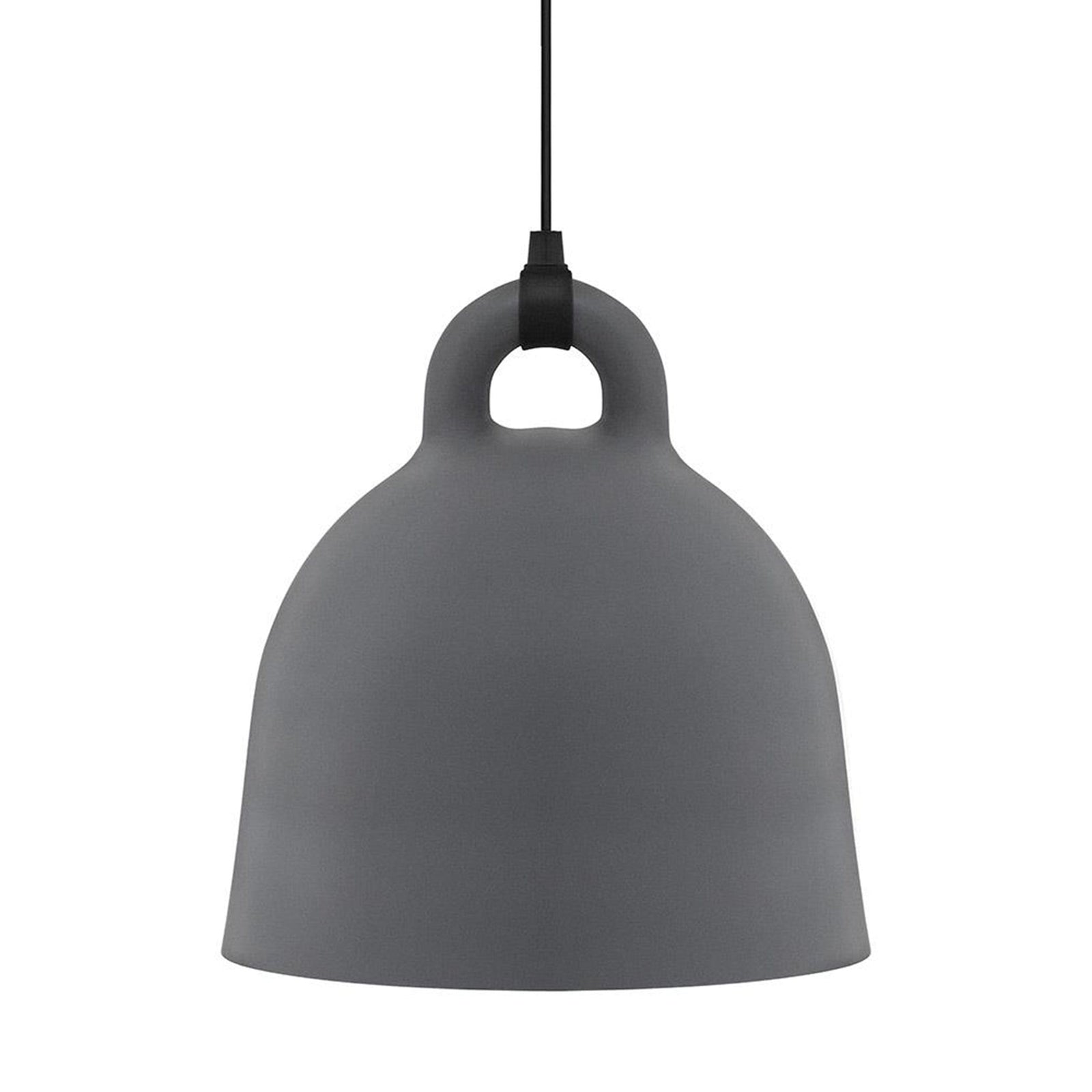 Norman Copenhagen Lighting Grey / Large Bell Lamp