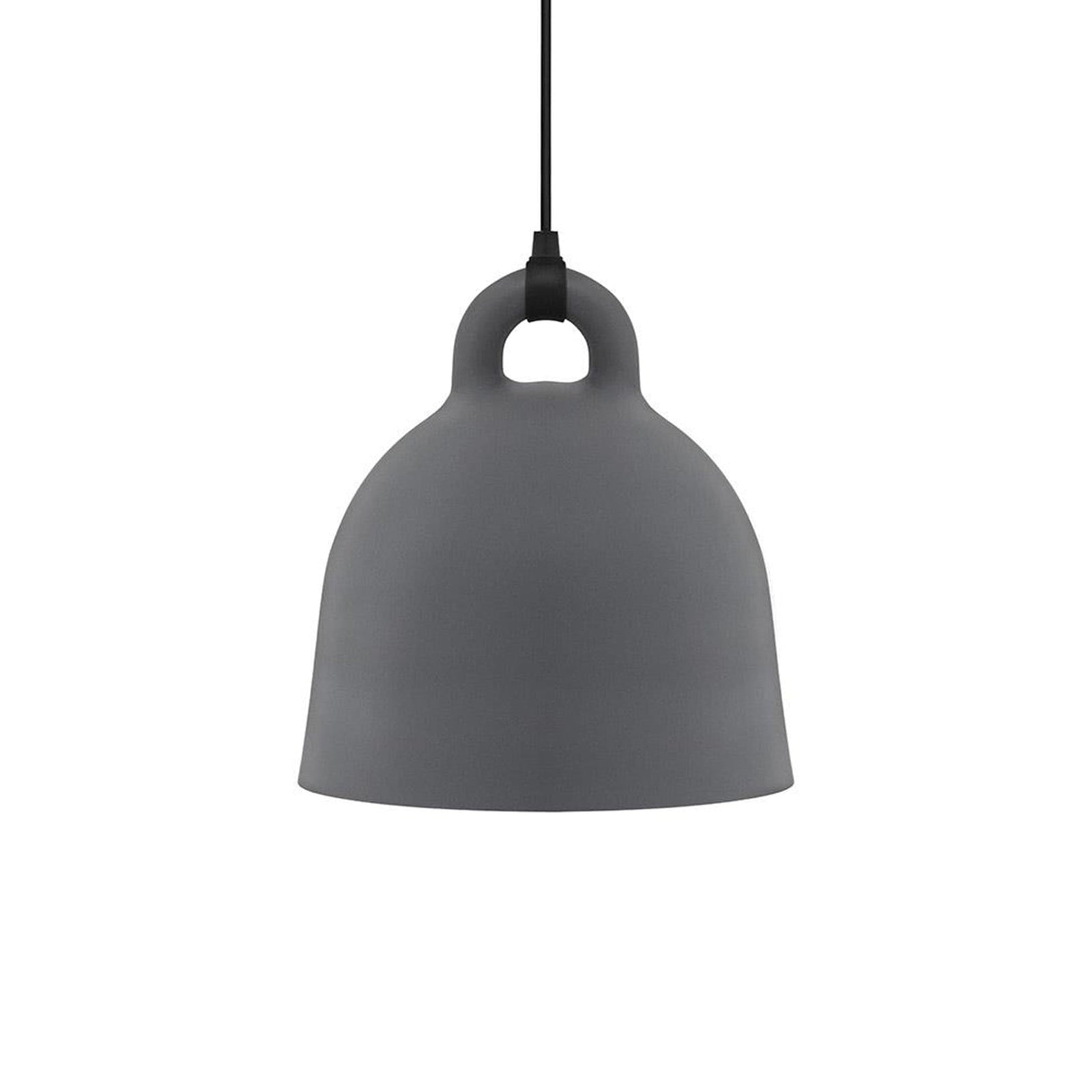Norman Copenhagen Lighting Grey / Medium Bell Lamp