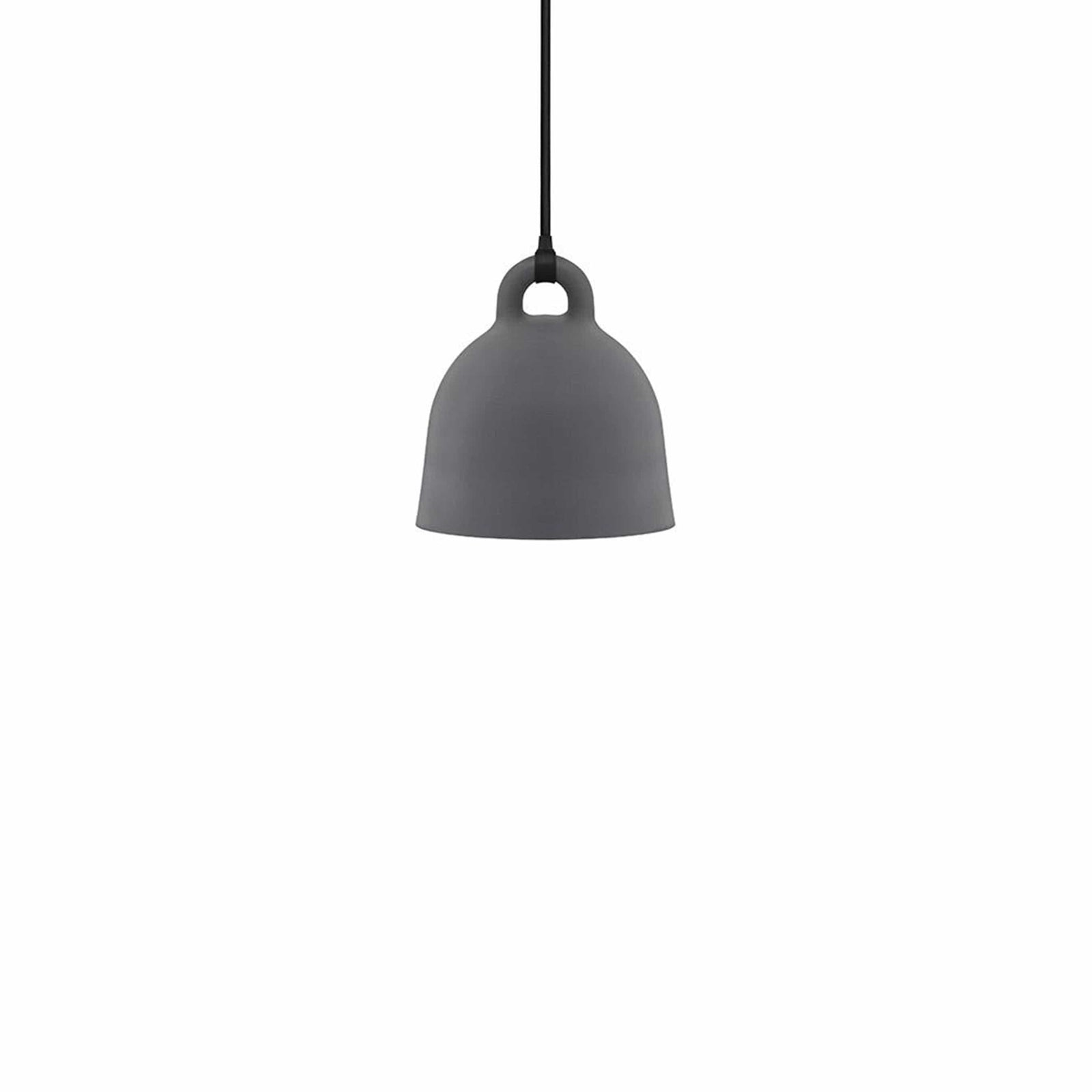Norman Copenhagen Lighting Grey / X-Small Bell Lamp