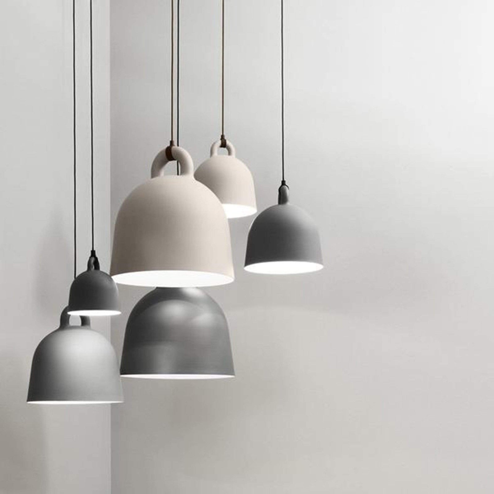 Norman Copenhagen Lighting Bell Lamp