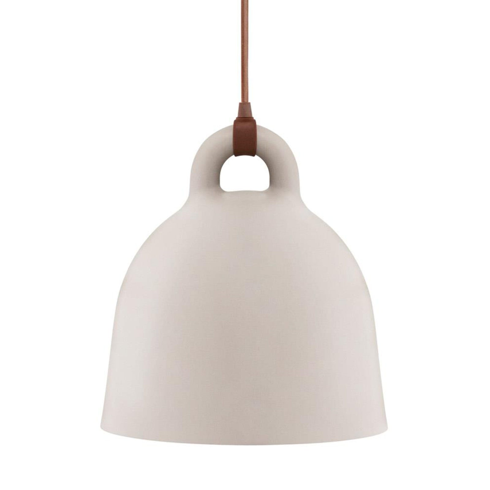 Norman Copenhagen Lighting Sand / Large Bell Lamp