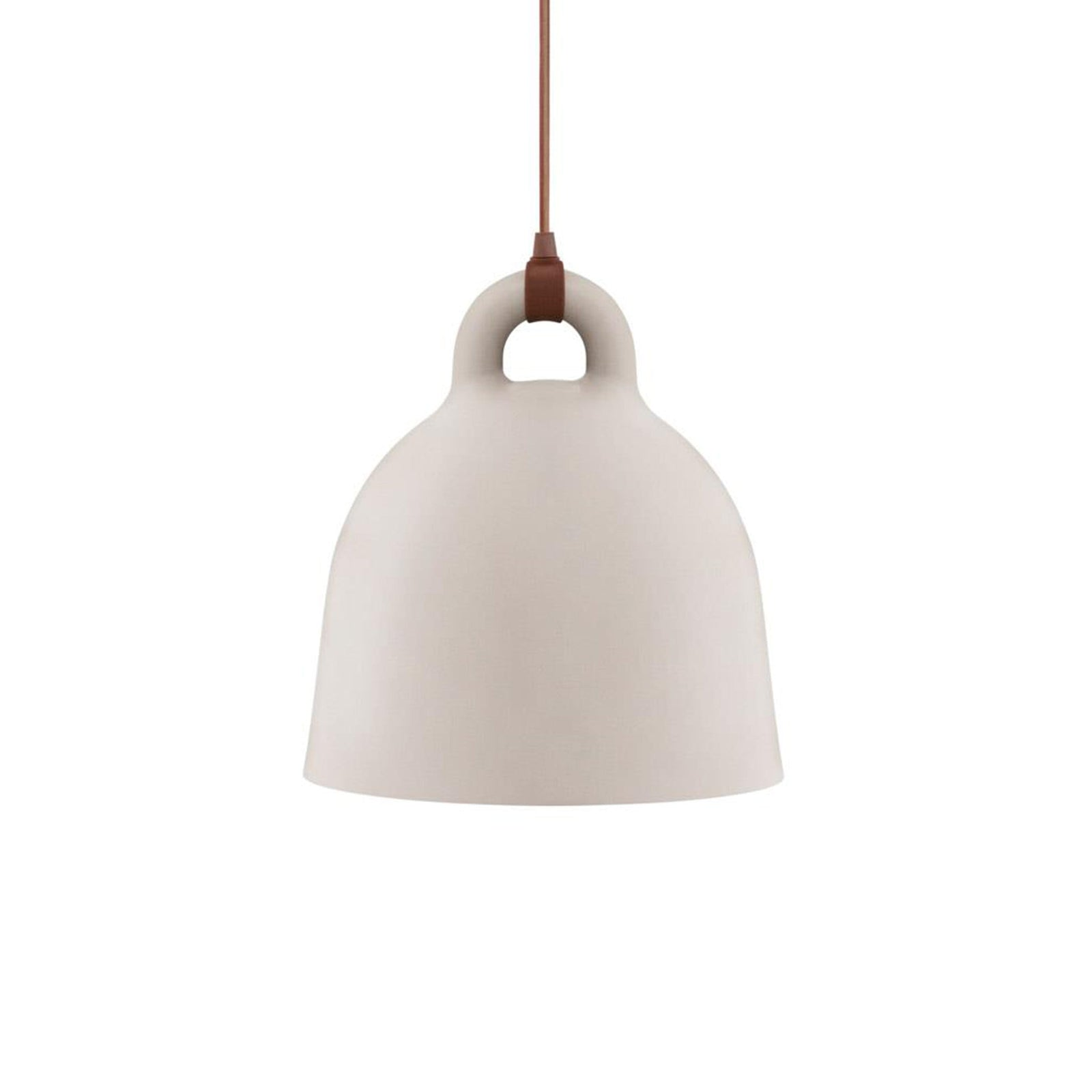 Norman Copenhagen Lighting Sand / Medium Bell Lamp