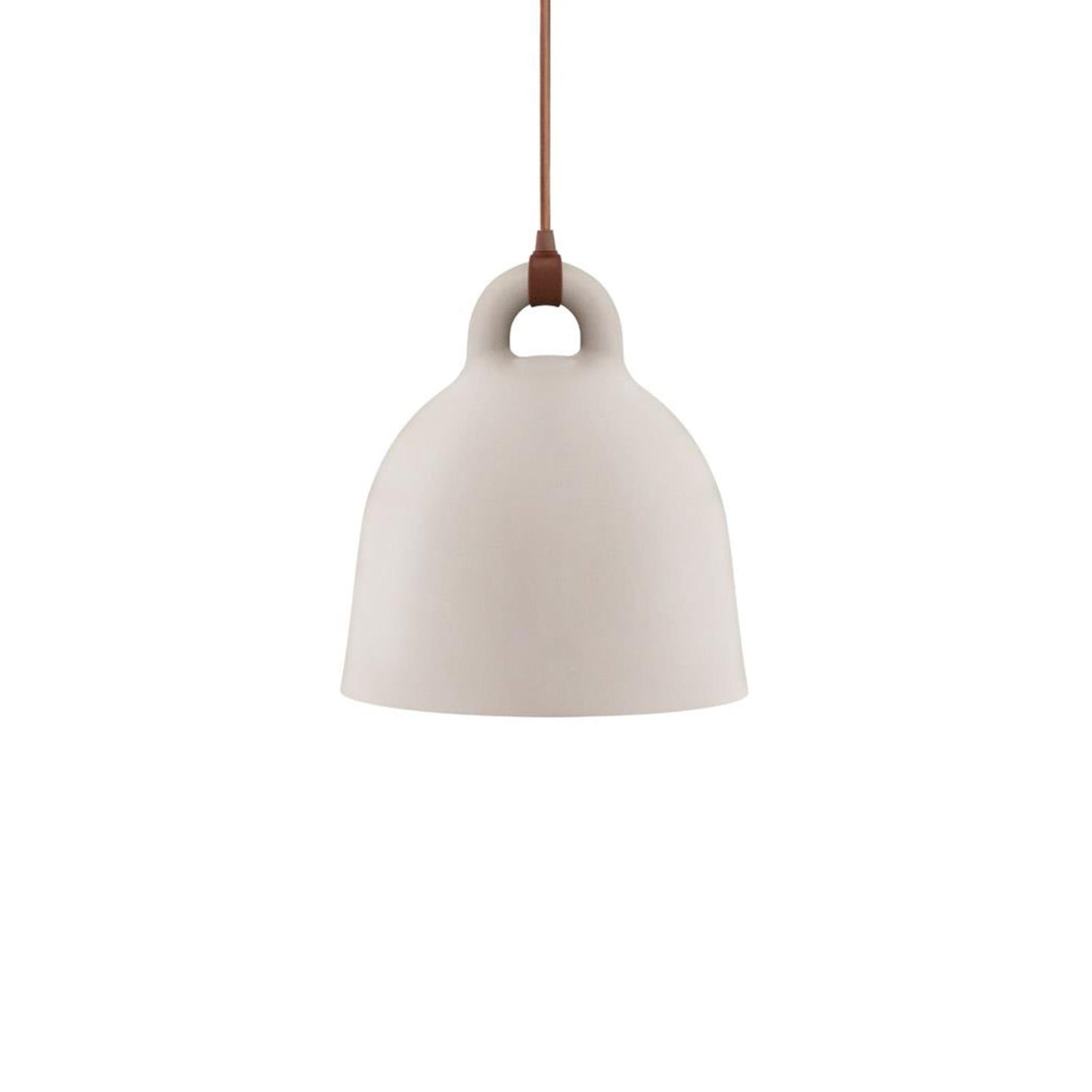 Norman Copenhagen Lighting Sand / Small Bell Lamp