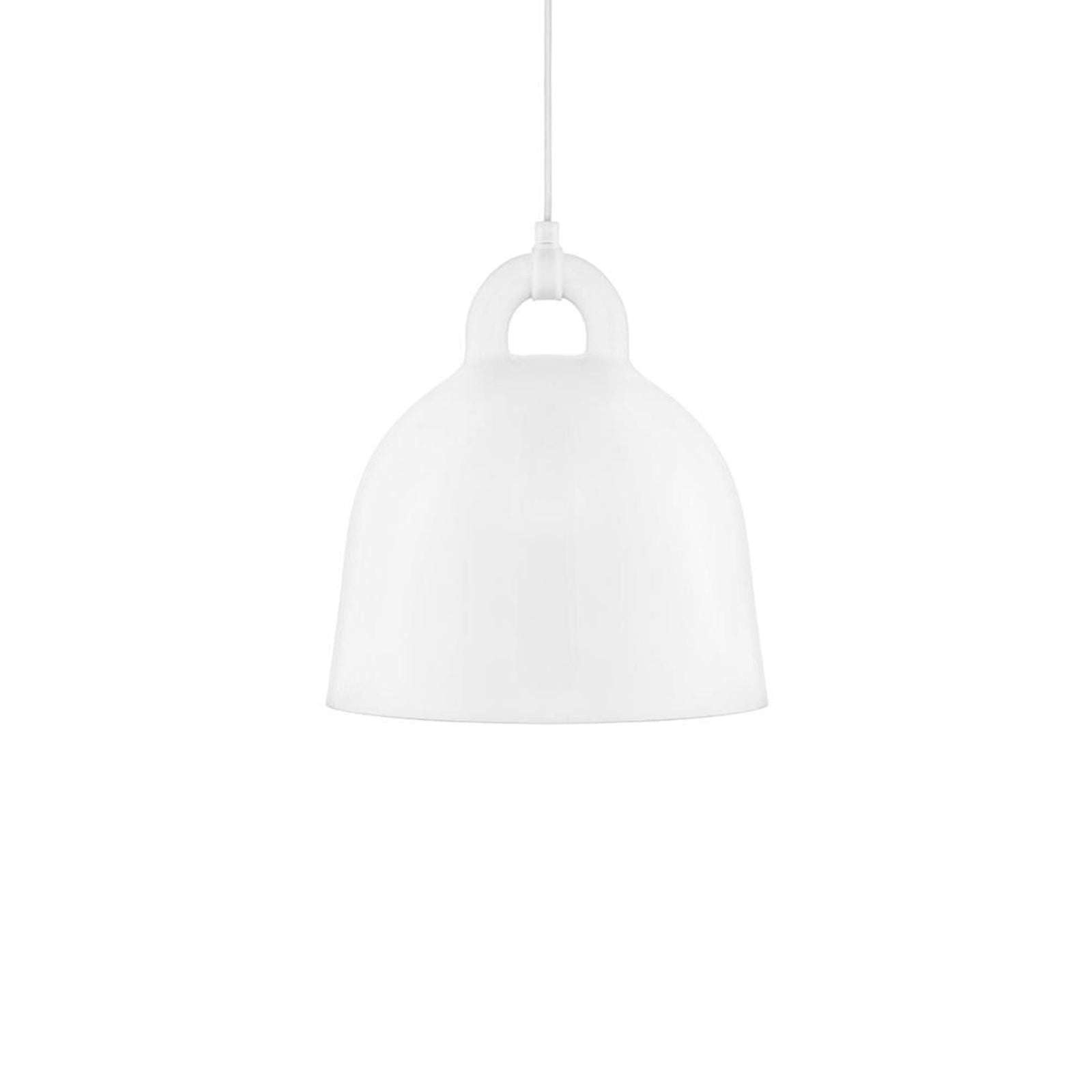 Norman Copenhagen Lighting White / Small Bell Lamp