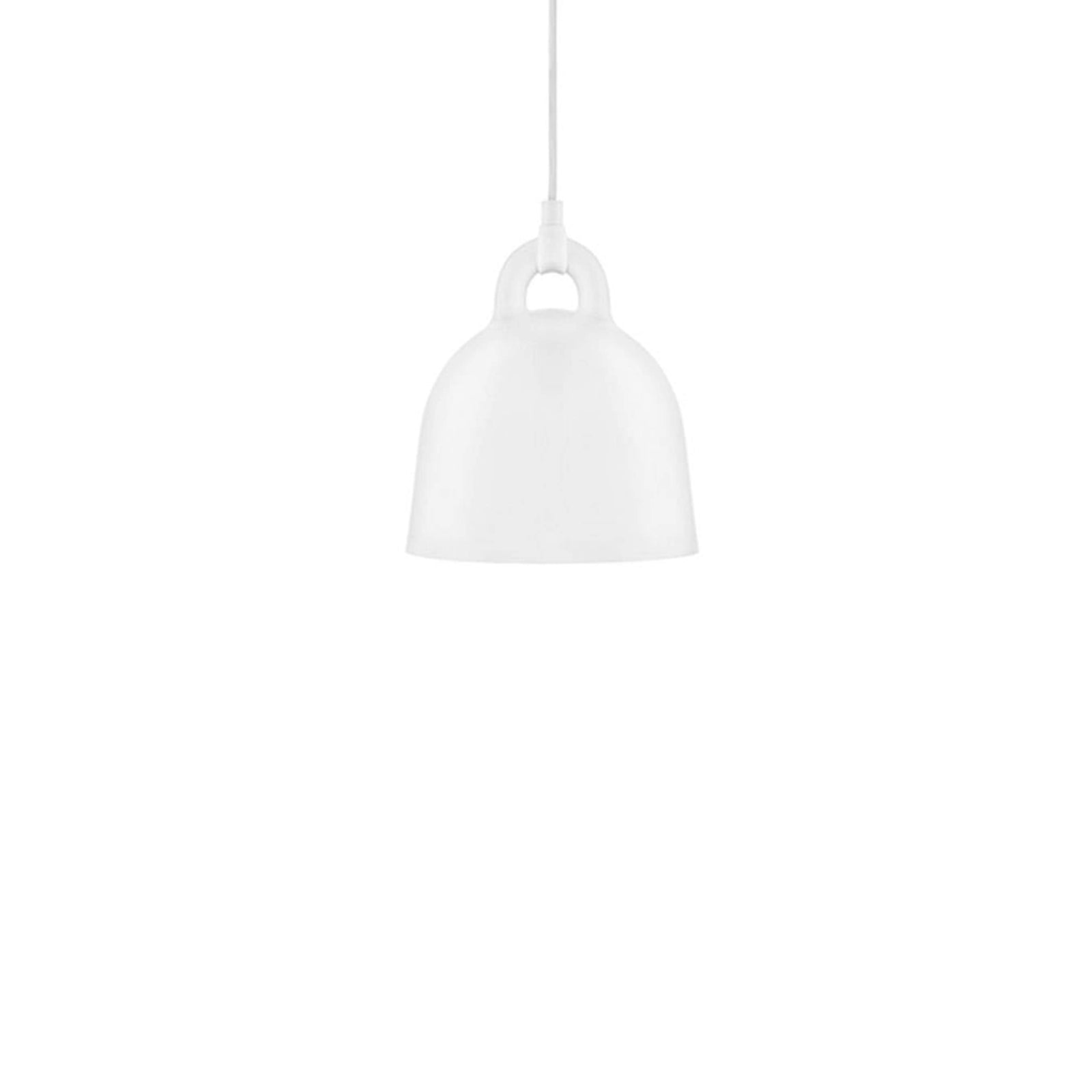 Norman Copenhagen Lighting White / X-Small Bell Lamp