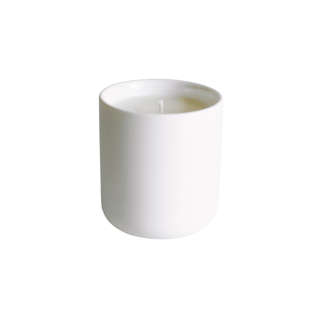 Lightwell Co. Candle Bergamot & Lemongrass Ceramic Candle