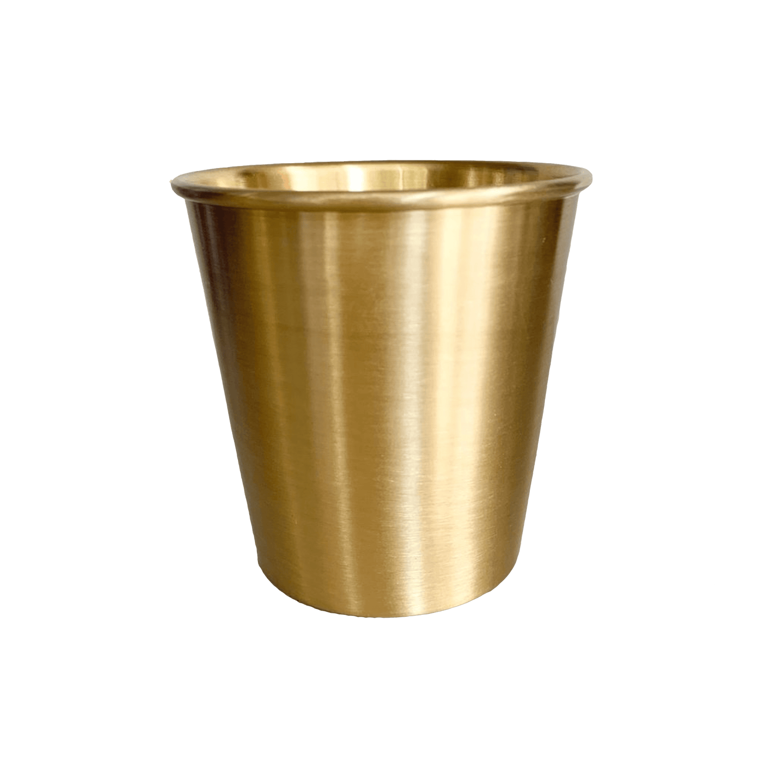 Fog Linen Work Accessory Brass Cup