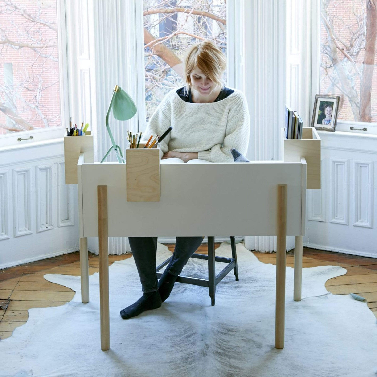 Oeuf Furniture Brooklyn Desk