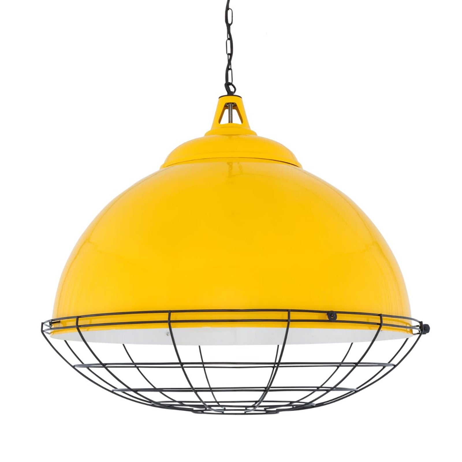 Mullan Lighting Lighting Yellow Brussels Pendant