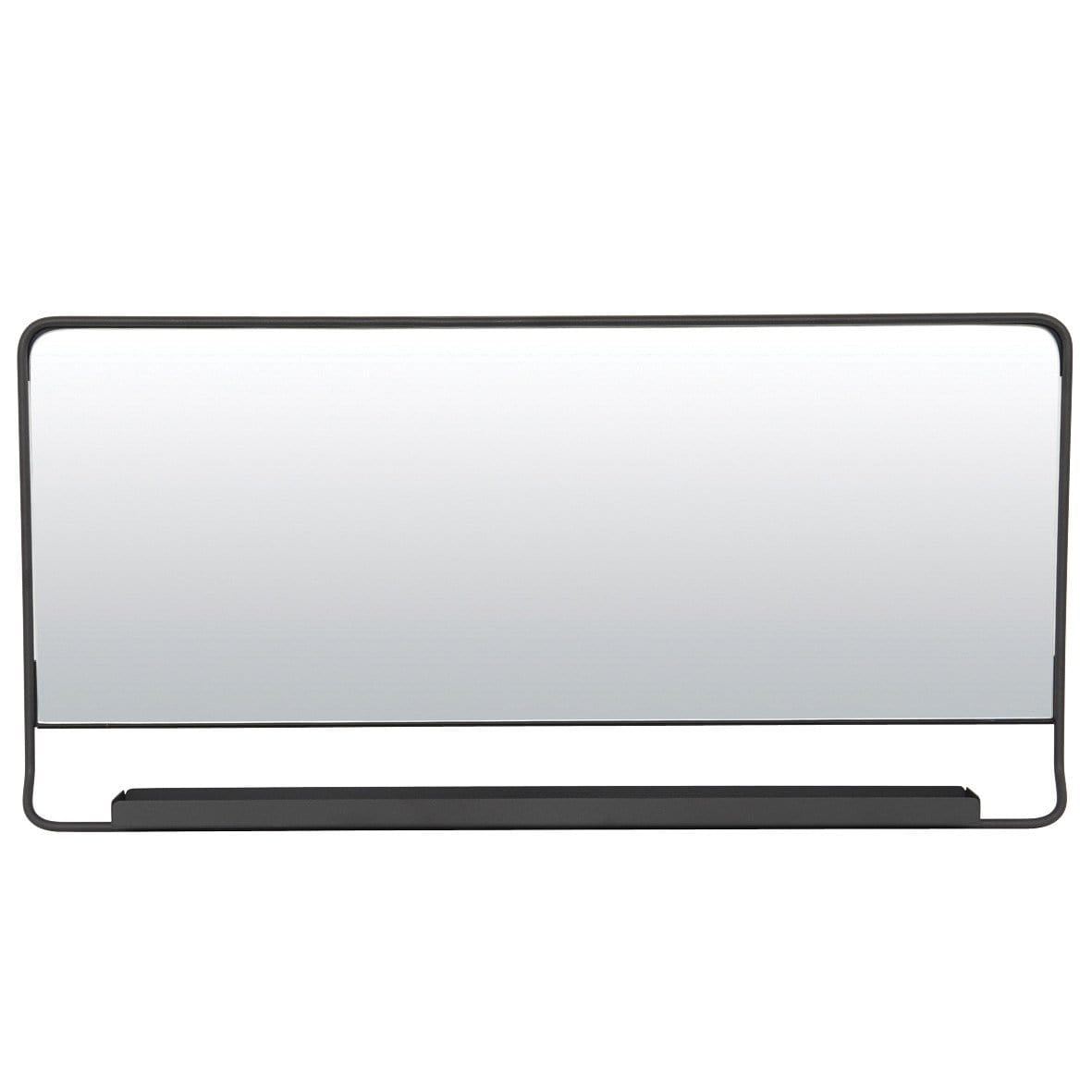 House Doctor Accessory Chic Mirror with Shelf