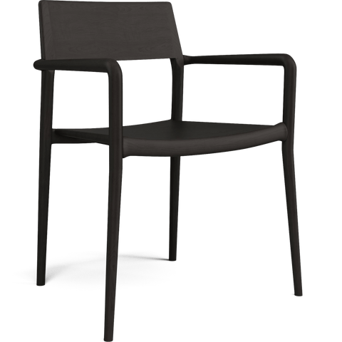 Fota Green Arm Chair