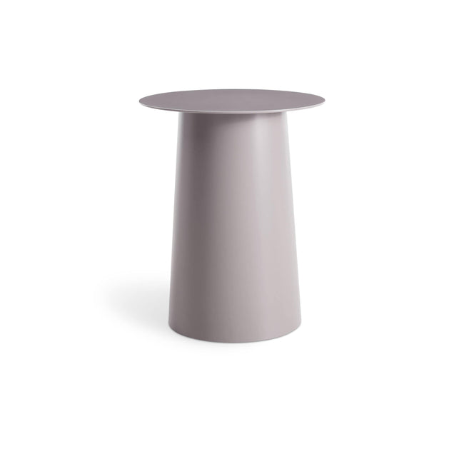 Blu Dot Furniture Oyster Circula Tall Side Table
