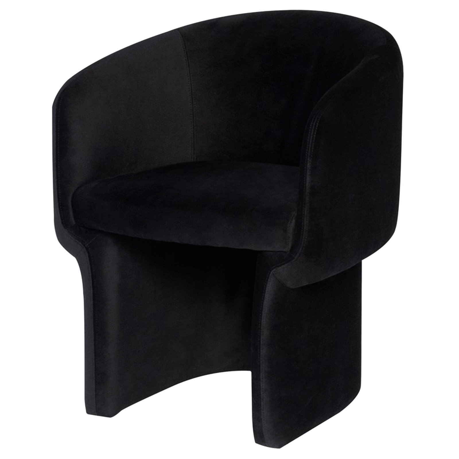 Nuevo Furniture Black Clementine Dining Chair