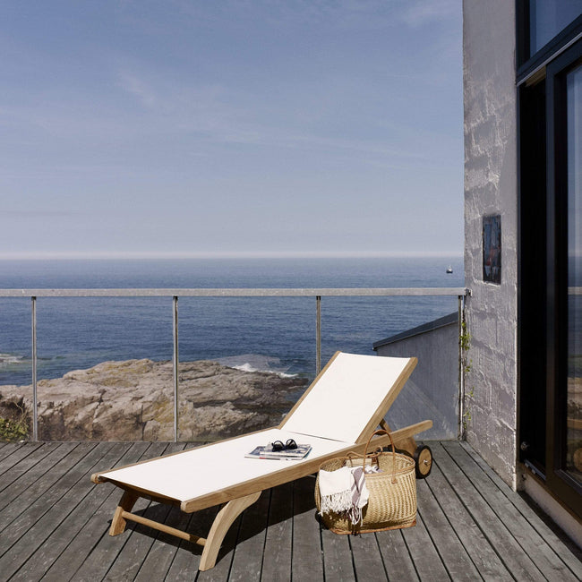 Skagerak Design Furniture Columbus Sunbed
