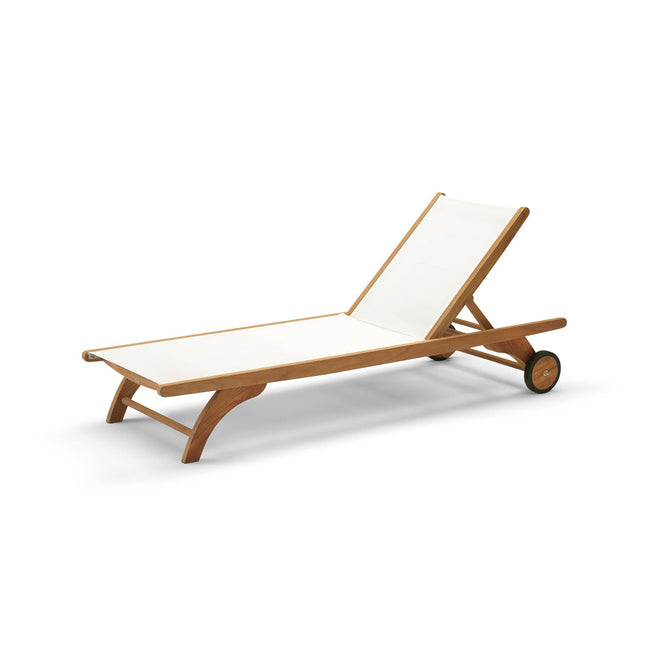 Skagerak Design Furniture White Columbus Sunbed