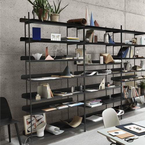 Muuto Furniture Compile Shelving System/Configuration