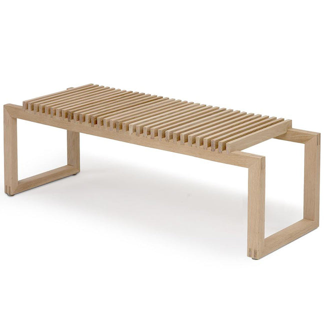Skagerak Design Furniture Unfinished Oak Cutter Bench