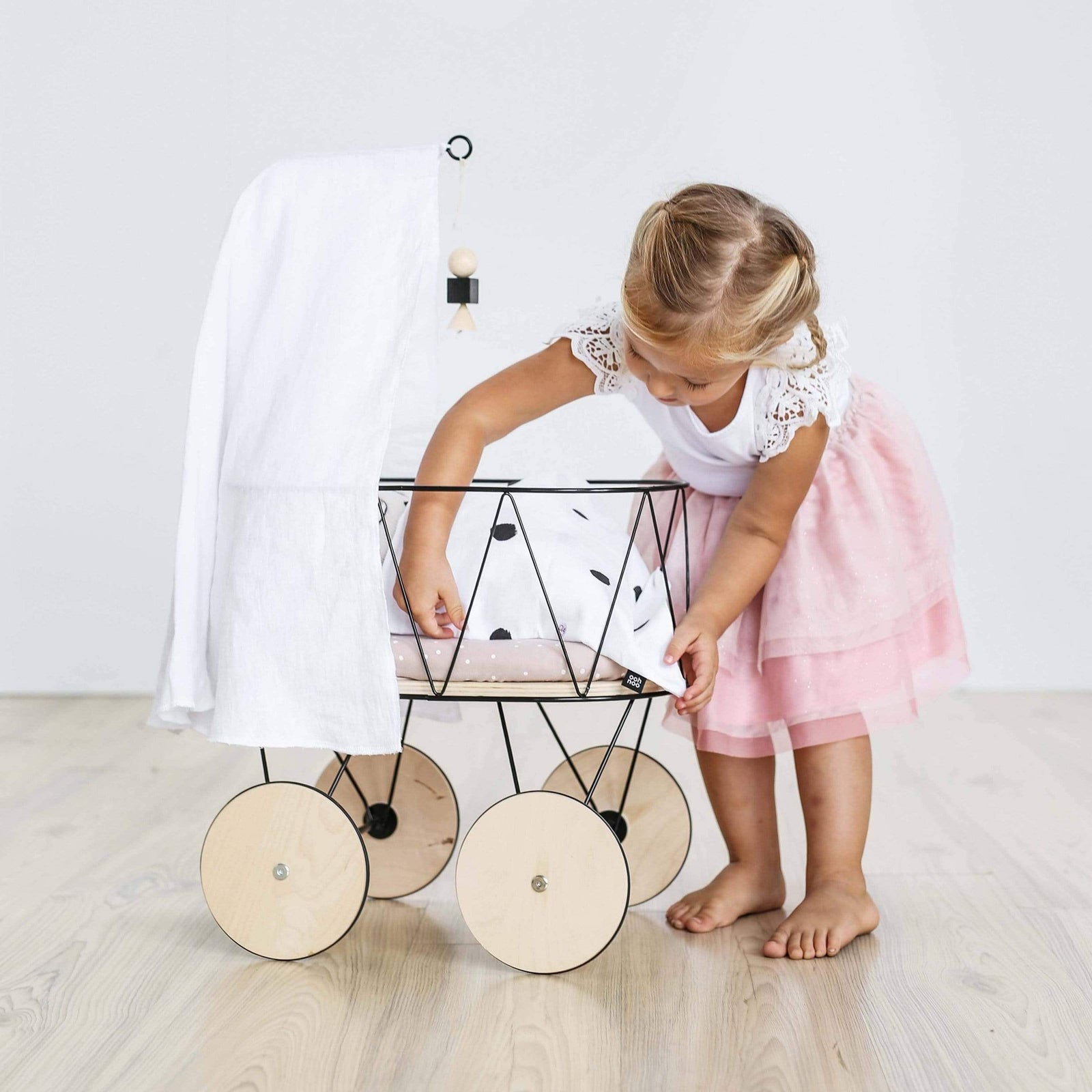 Ooh Noo Child Dolly Cart