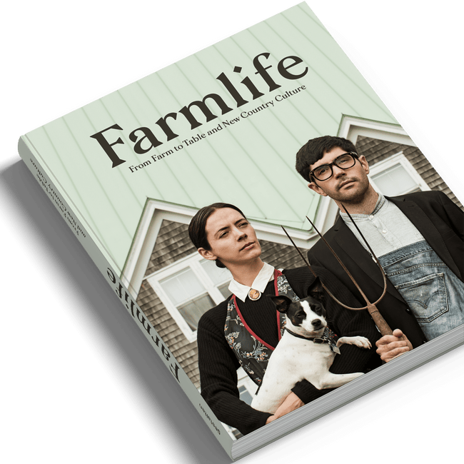 Ingram Publisher Inc. Book Farmlife, From Farm to Table and New County Culture