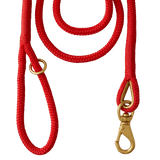 Billy Wolf Pet First Mate's Leash - Red