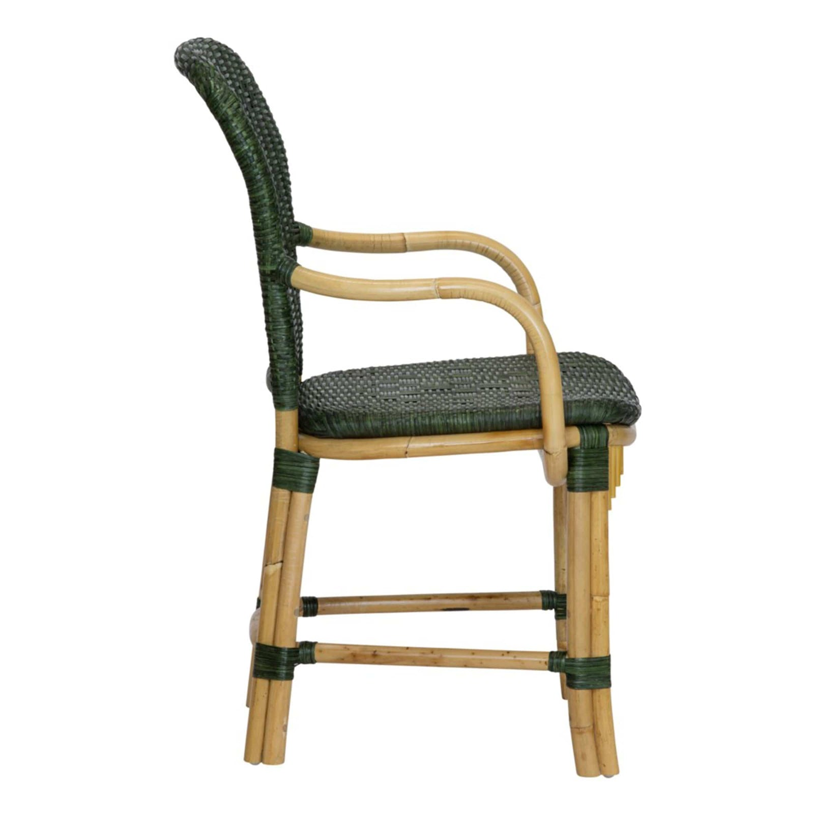 Selamat Furniture Fota Green Arm Chair