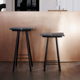 Skagerak Design Furniture Georg Bar Stool, Low